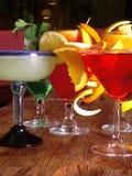 Mexicaanse cocktails royalty-vrije stock afbeeldingen