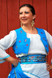 Mexicaanse danser Stock Foto's
