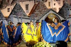 Mexicaanse Dansers royalty-vrije stock afbeeldingen