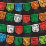 Mexicaanse decoratie Royalty-vrije Stock Fotografie