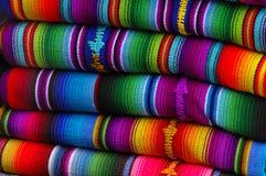 Mexicaanse dekens Stock Foto