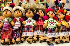 Mexicaanse Handcrafts stock afbeeldingen