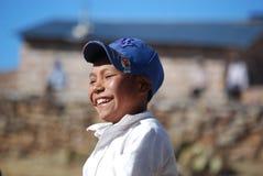 Mexicaanse jongen Stock Afbeelding