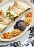 Mexicaanse keuken Stock Foto's