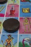 Mexicaanse loterij Stock Afbeeldingen