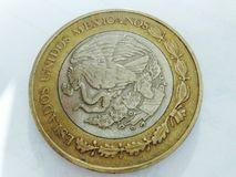 Mexicaanse peso royalty-vrije stock fotografie