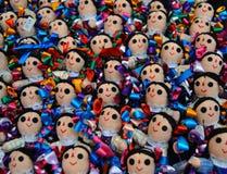 Mexicaanse poppen Stock Fotografie