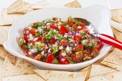 Mexicaanse Salade royalty-vrije stock fotografie