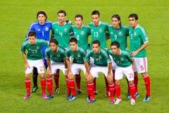 Mexicaanse spelers royalty-vrije stock foto's