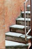 Mexicaanse stappen Stock Fotografie