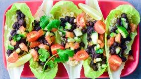 Mexicaanse tacoes stock afbeeldingen