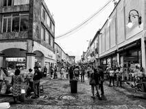 Mexicaanse Weg Stock Afbeelding