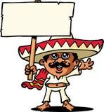 Mexicain Illustration Libre de Droits