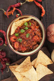 Mexical chili con carne Stock Images