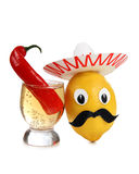 Mexican alcohol Royalty Free Stock Image