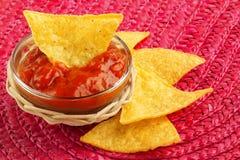 Mexican appetizer Stock Photos