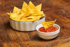Mexican appetizer Stock Photography