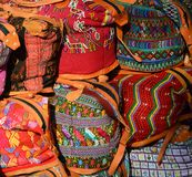 Mexican bags Royalty Free Stock Images