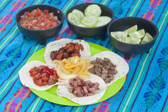Free Mexican Barbecue Taco Cuisine Stock Photos - 52862913