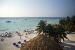Mexican beach Royalty Free Stock Photos