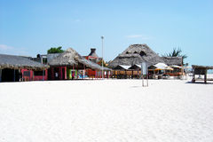 Mexican beach Royalty Free Stock Image