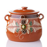 Mexican Bean Pot Stock Photos