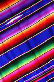 Mexican blanket. Colorful mexican blanket,nice souvenir for tourists Stock Photos