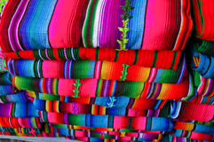 Mexican Blankets royalty free stock photo
