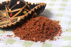 Mexican blend of spices Stock Images