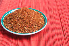 Mexican blend of spices Royalty Free Stock Image