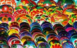 Mexican Bowls Stock Photos
