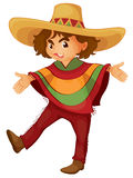 Mexican boy Stock Photography