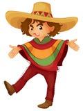 Mexican boy Stock Photography