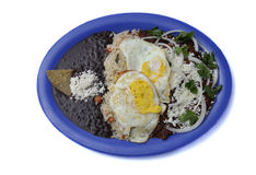 Mexican breakfast Royalty Free Stock Image