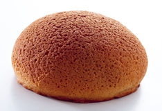 Mexican bun. A close up shot of a Mexican bun royalty free stock photography