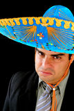 Mexican Businessman Royalty Free Stock Image