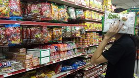 Mexican candy galore Royalty Free Stock Photos