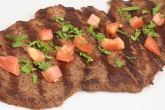 Mexican carne asada Royalty Free Stock Photo