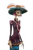 Mexican Catrina Stock Image
