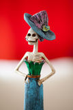Mexican Catrina II Royalty Free Stock Photo