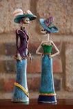 Mexican Catrinas Royalty Free Stock Photo