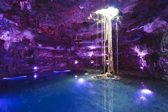 Mexican Cenote Royalty Free Stock Photo