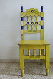 Mexican chair Royalty Free Stock Image