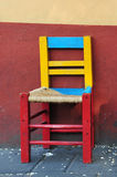 Mexican chair Royalty Free Stock Photography