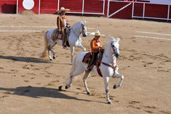 Mexican Charro Royalty Free Stock Photography