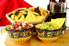 Mexican Chips Royalty Free Stock Photos