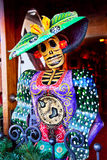 Mexican Christmas Dead Figure Old San Diego Town Royalty Free Stock Photo