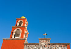 Mexican Church Royalty Free Stock Photo