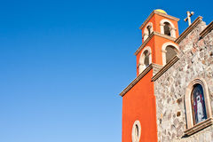 Mexican Church Stock Image