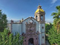Mexican Church 1. Mexican Church located in Torreon, Mexico Stock Photography